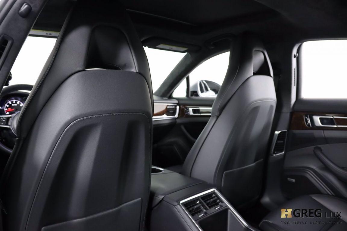 2018 Porsche Panamera Turbo #62