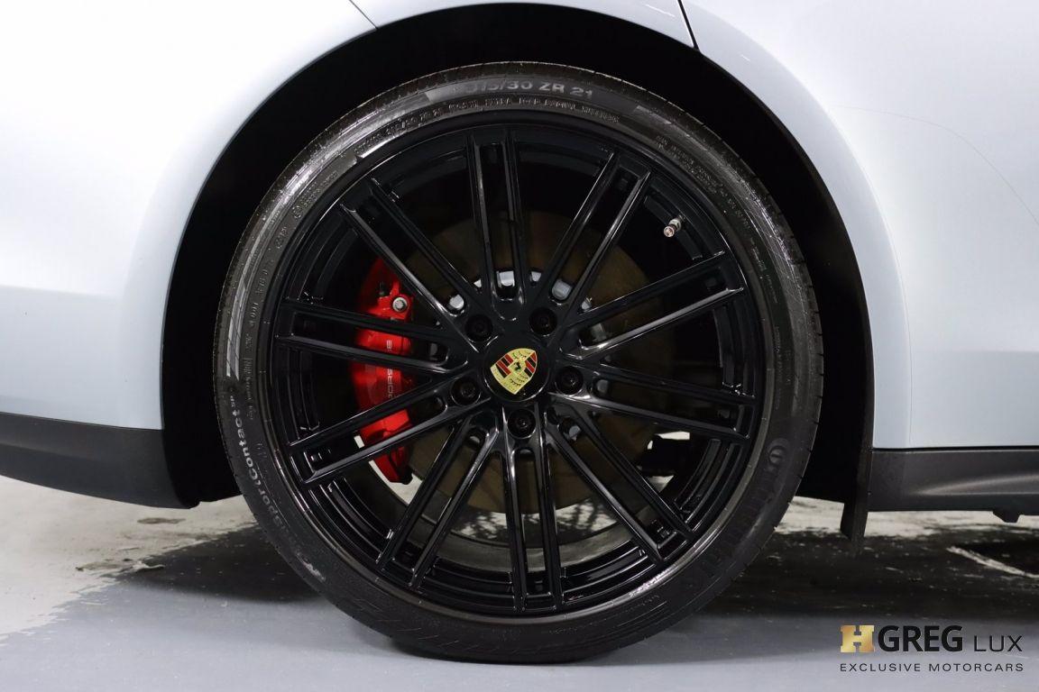 2018 Porsche Panamera Turbo #15