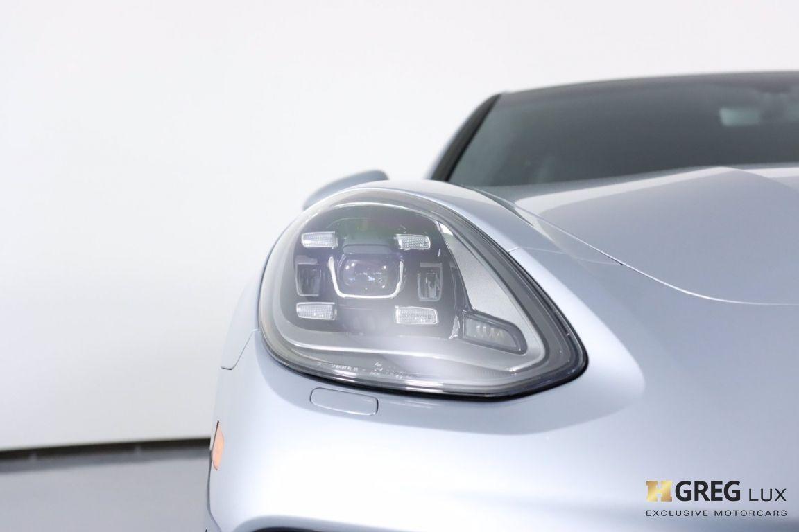 2018 Porsche Panamera Turbo #4