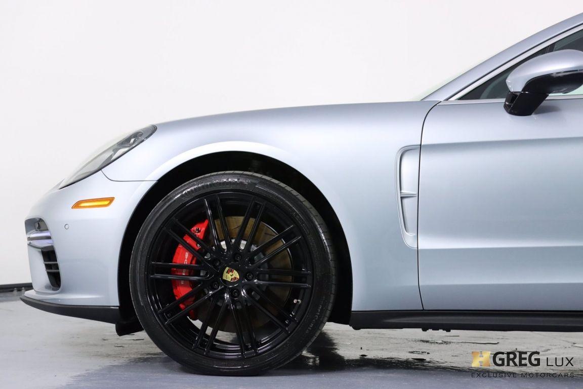 2018 Porsche Panamera Turbo #26