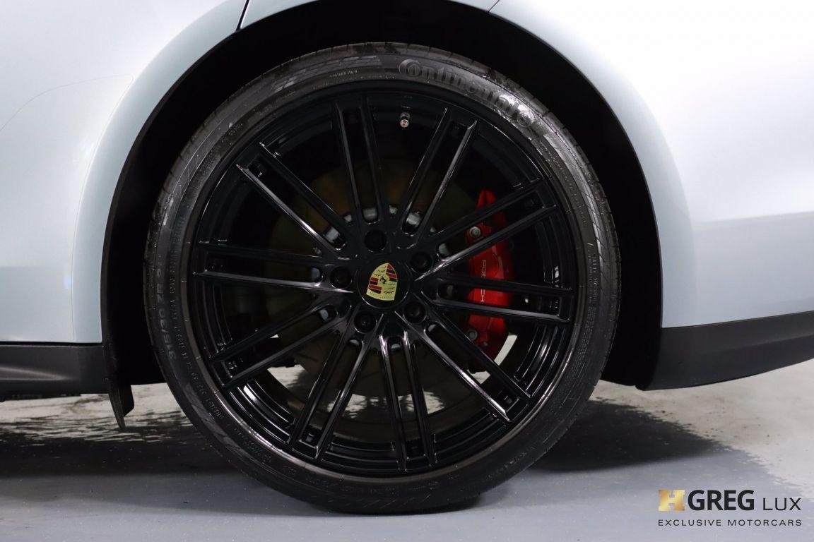 2018 Porsche Panamera Turbo #30