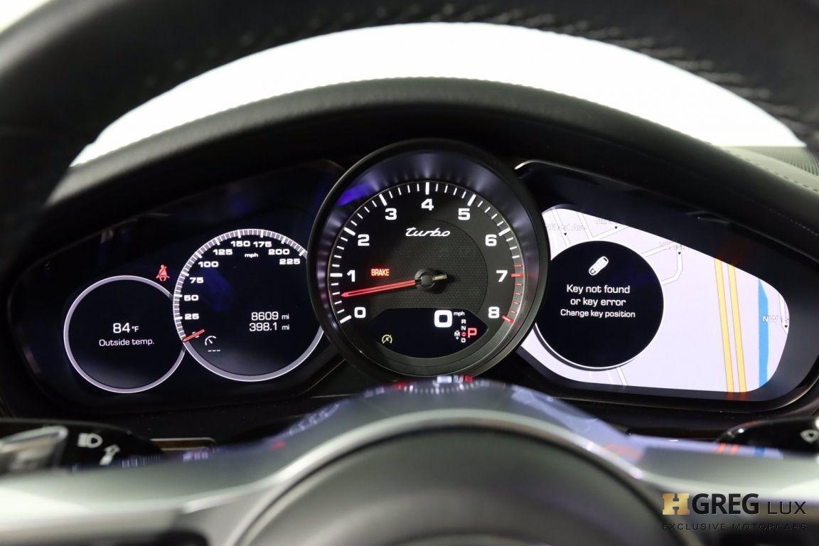 2018 Porsche Panamera Turbo #60