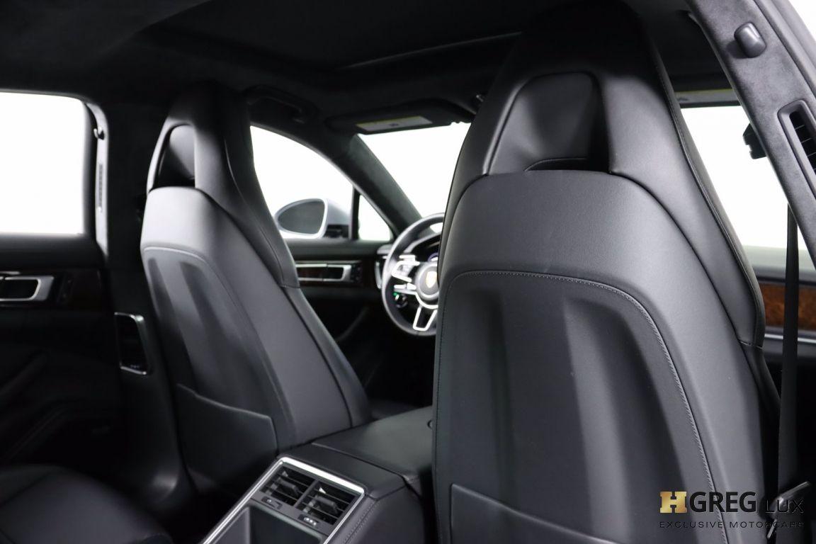 2018 Porsche Panamera Turbo #63