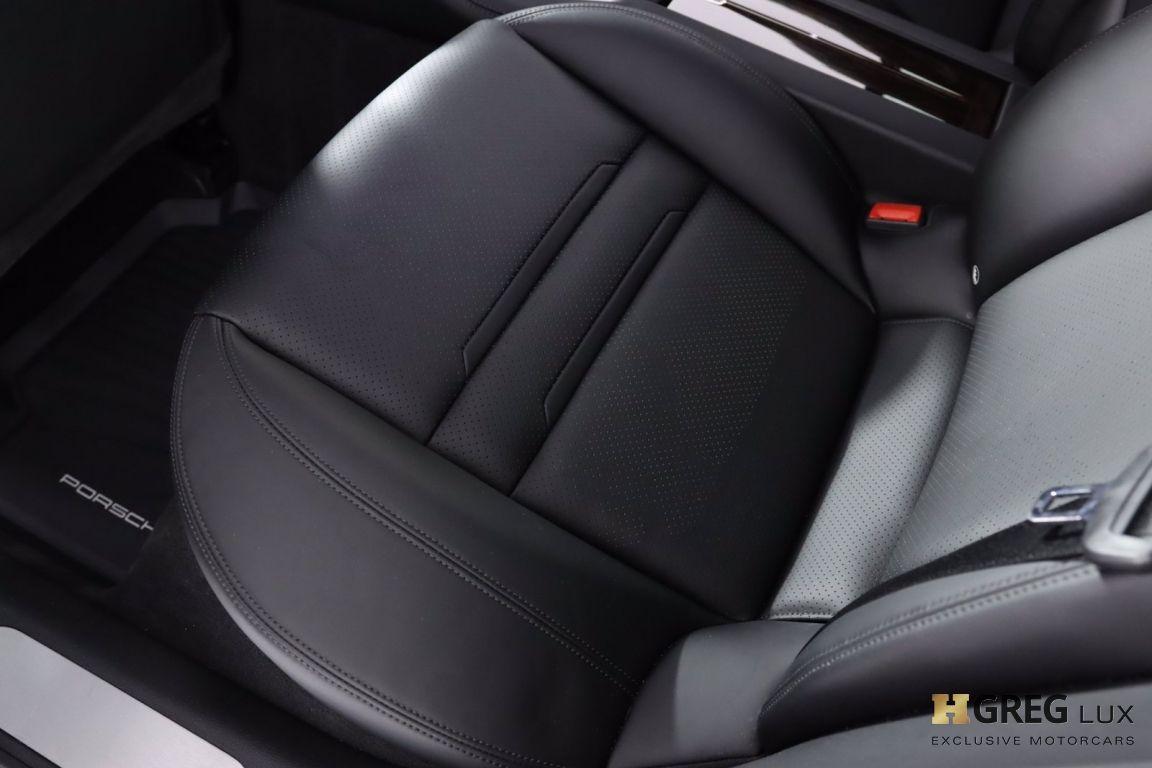 2018 Porsche Panamera Turbo #37