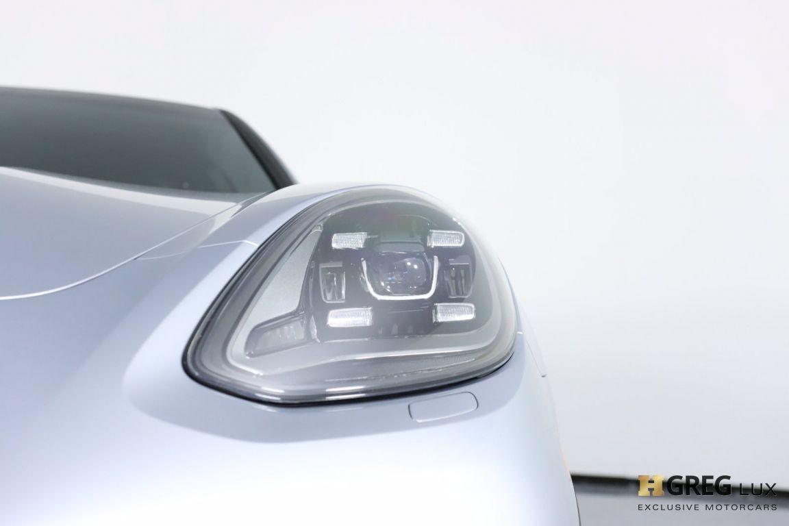 2018 Porsche Panamera Turbo #5