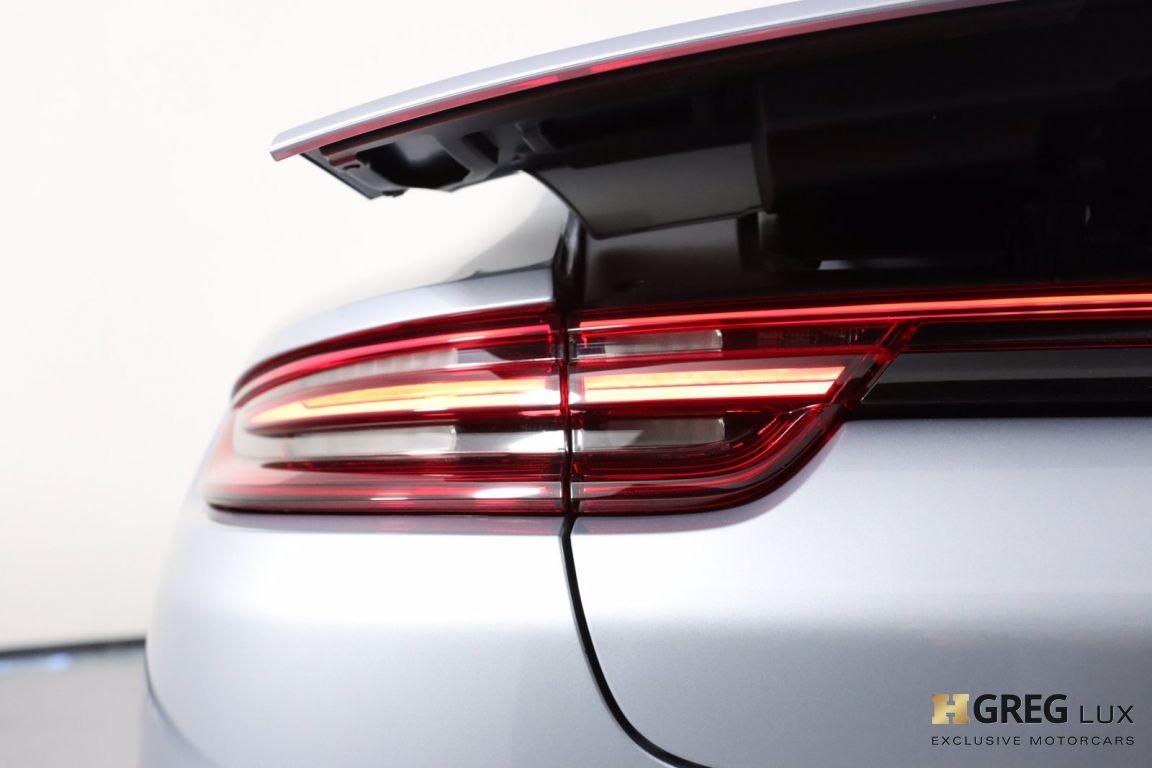 2018 Porsche Panamera Turbo #19