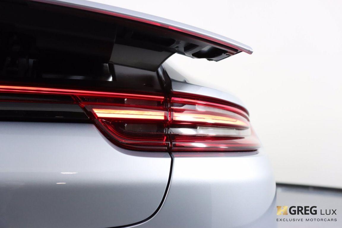 2018 Porsche Panamera Turbo #20