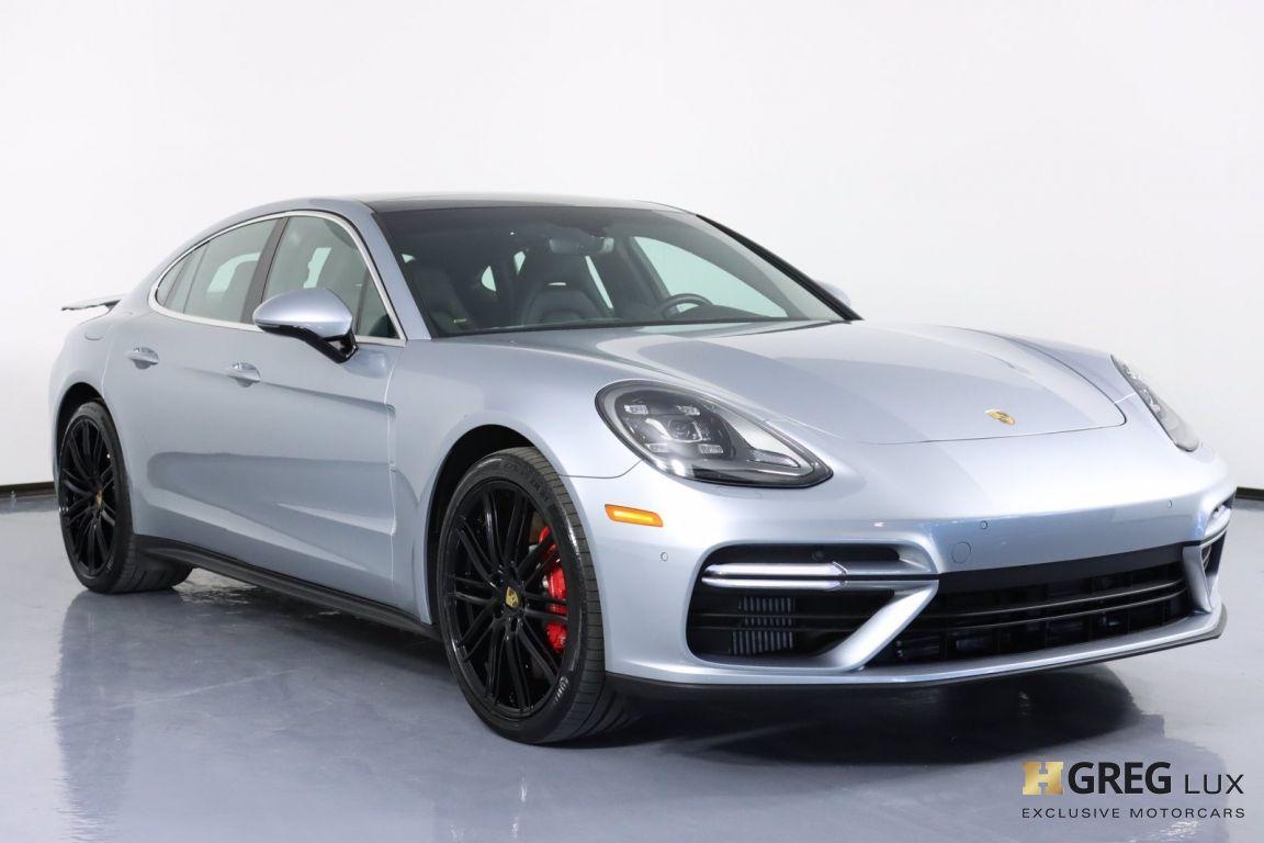 2018 Porsche Panamera Turbo #9