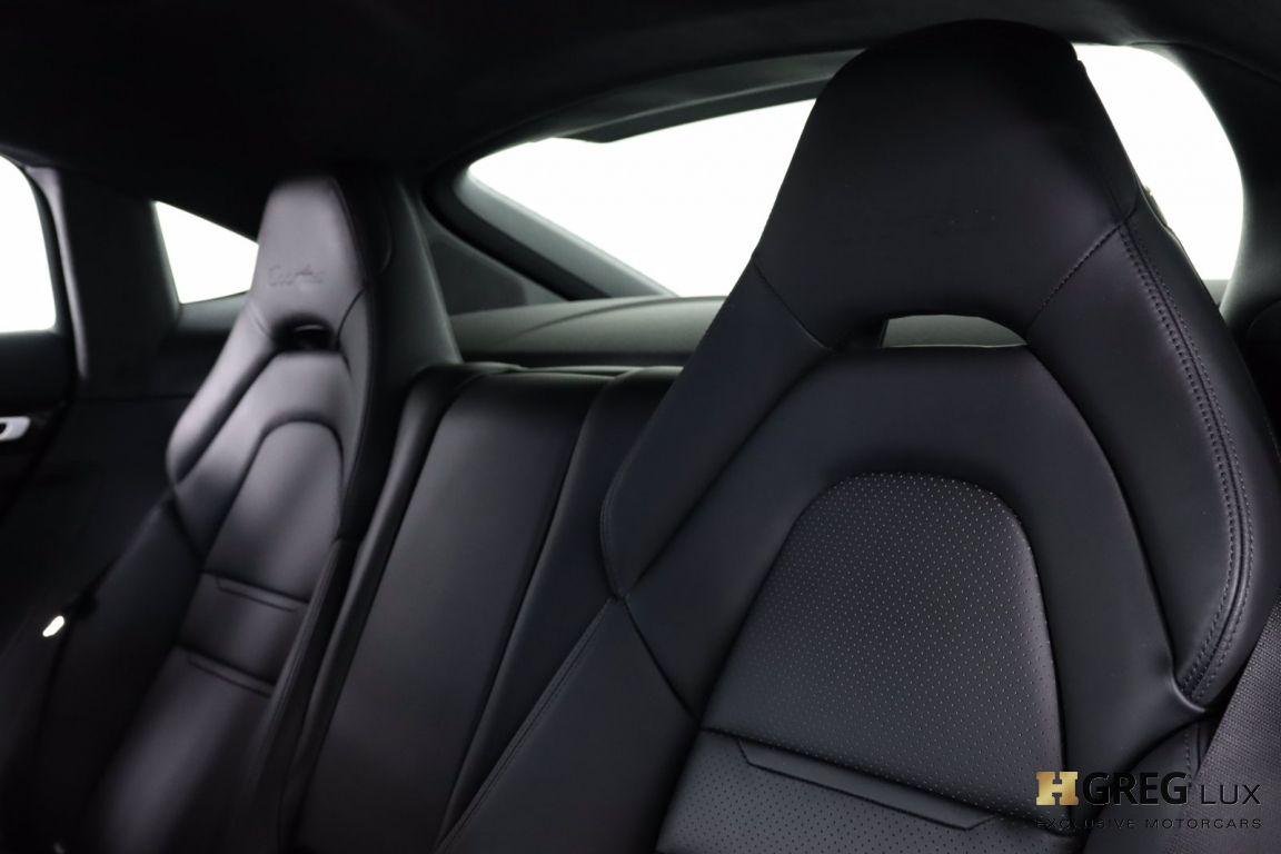2018 Porsche Panamera Turbo #36