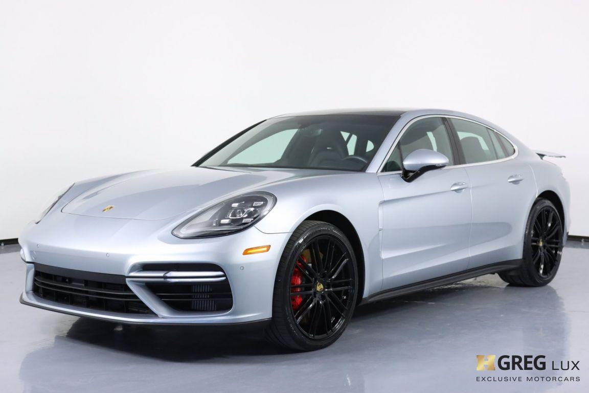 2018 Porsche Panamera Turbo #32