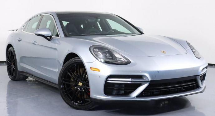 2018 Porsche Panamera Turbo #0