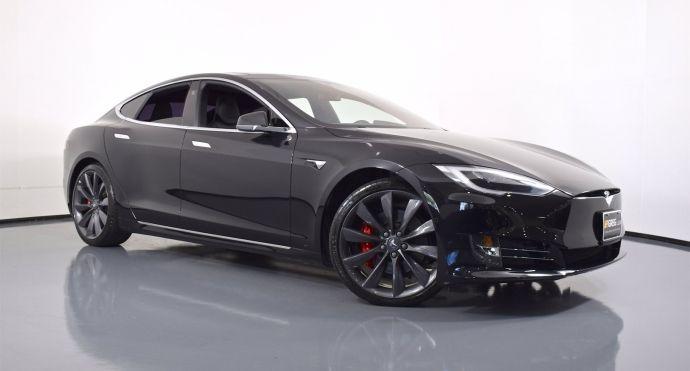 2017 Tesla Model S P100D #0