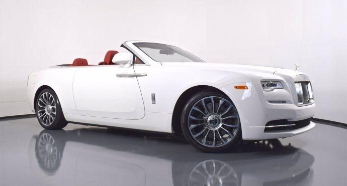 2018 Rolls Royce Dawn Base #0