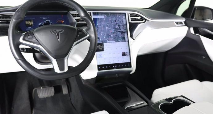 2018 Tesla Model X 100D #1