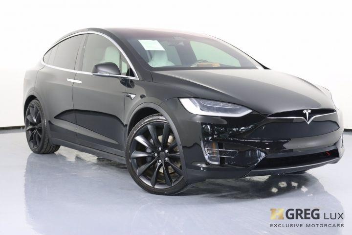 2018 Tesla Model X 100D #0