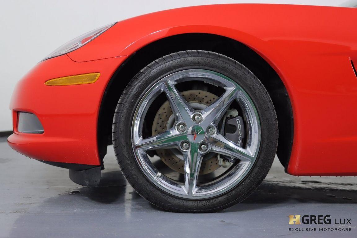 2011 Chevrolet Corvette w/3LT #23