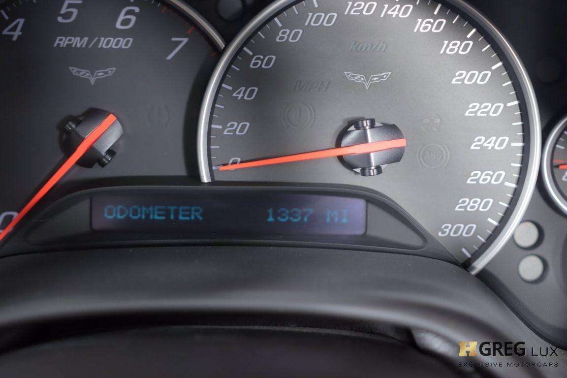 2011 Chevrolet Corvette w/3LT #40
