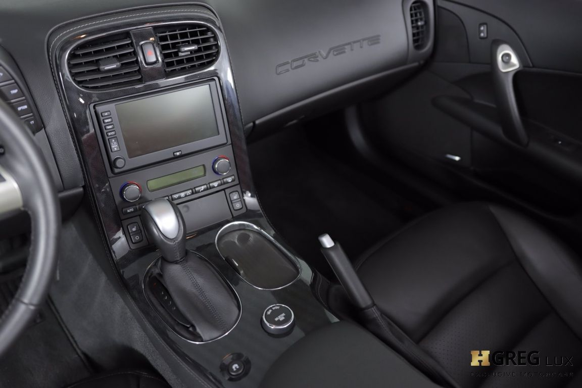 2011 Chevrolet Corvette w/3LT #34