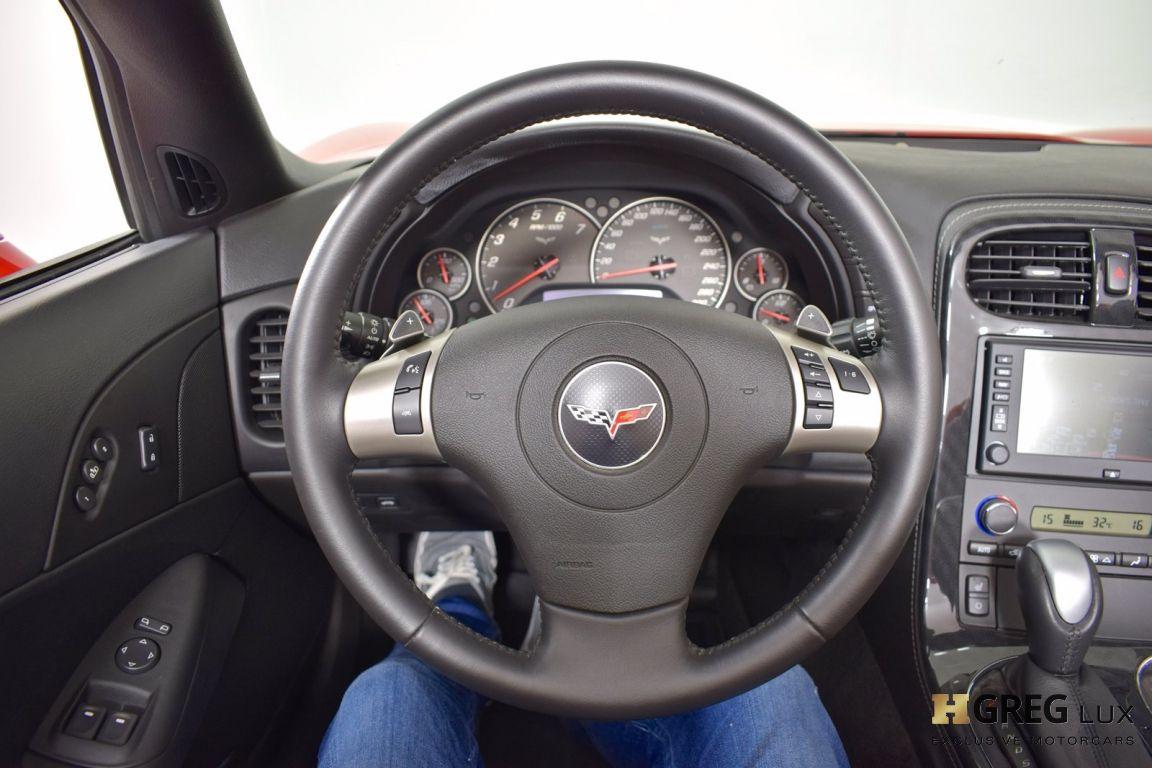 2011 Chevrolet Corvette w/3LT #15