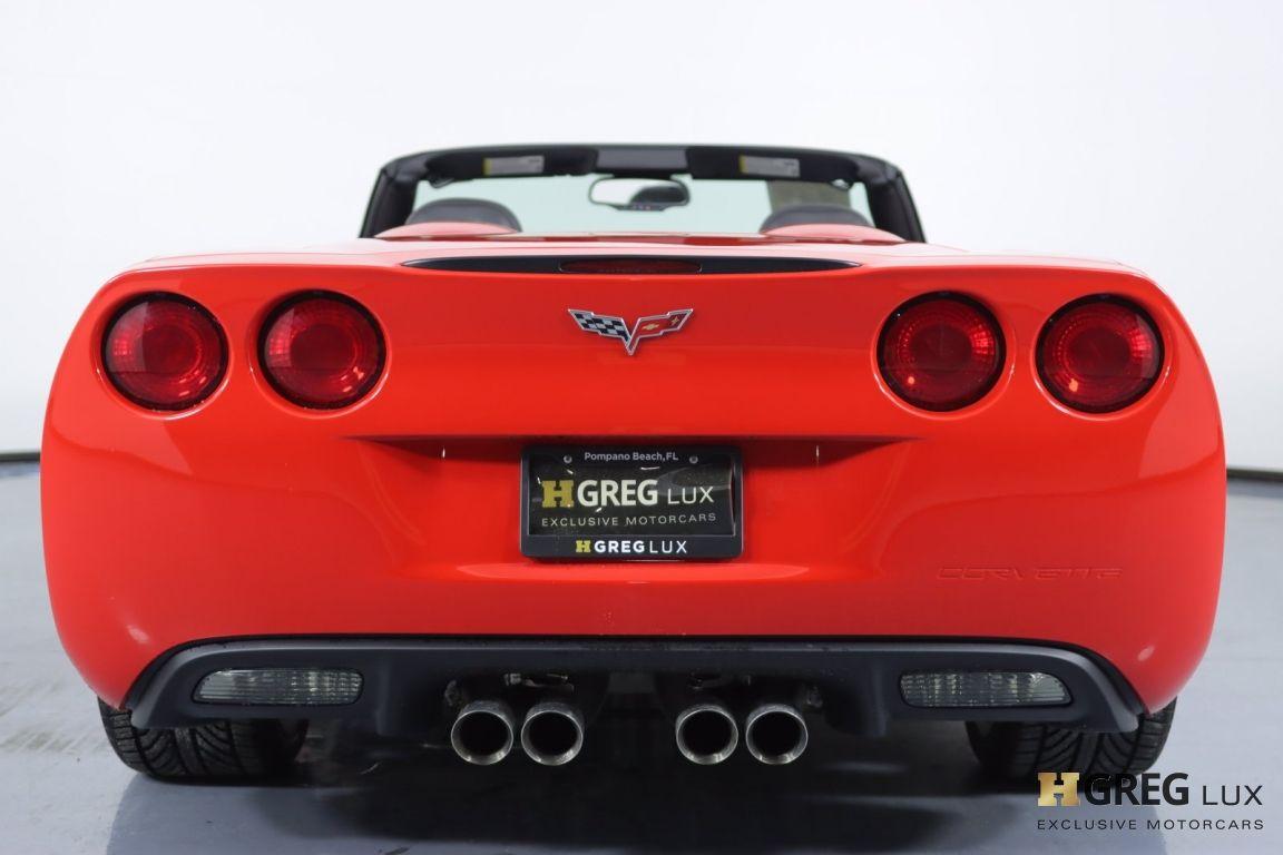 2011 Chevrolet Corvette w/3LT #17