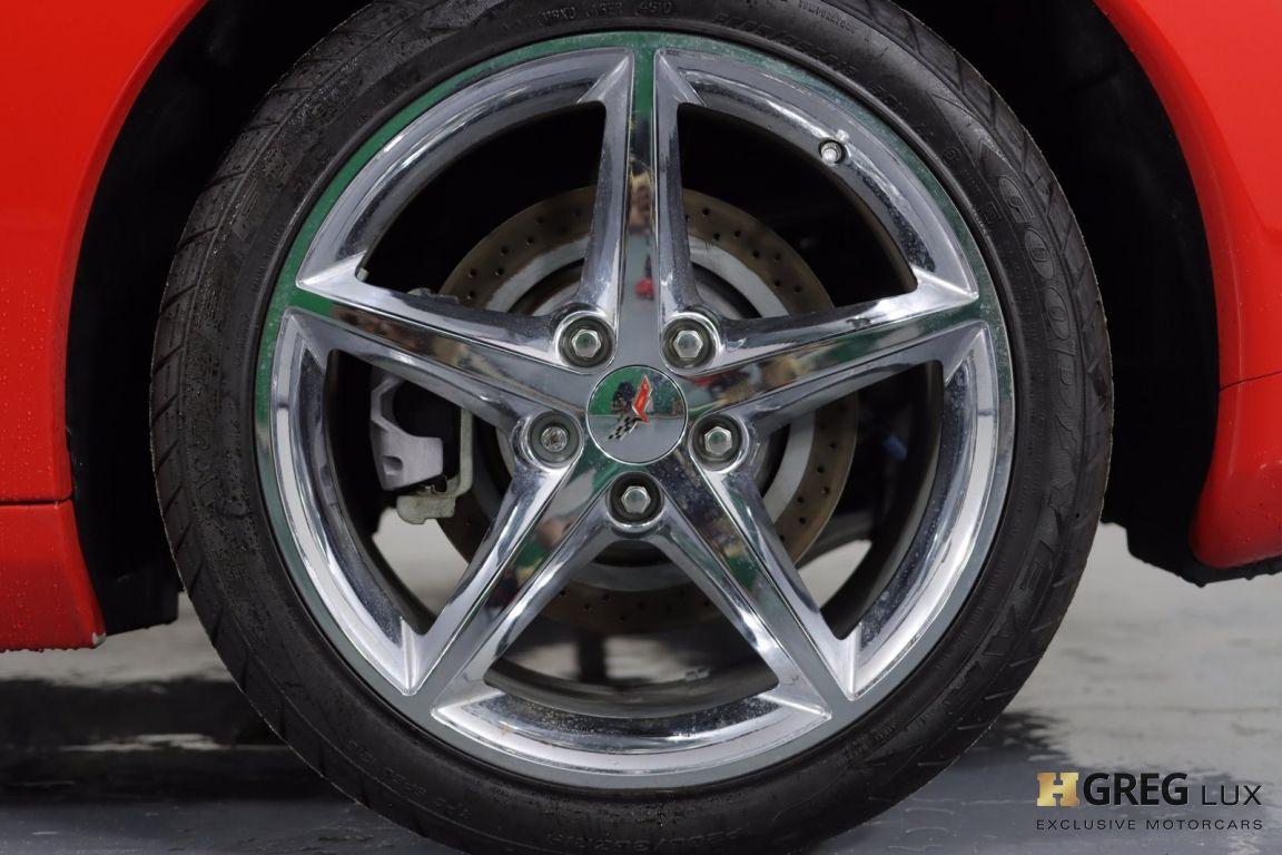 2011 Chevrolet Corvette w/3LT #26