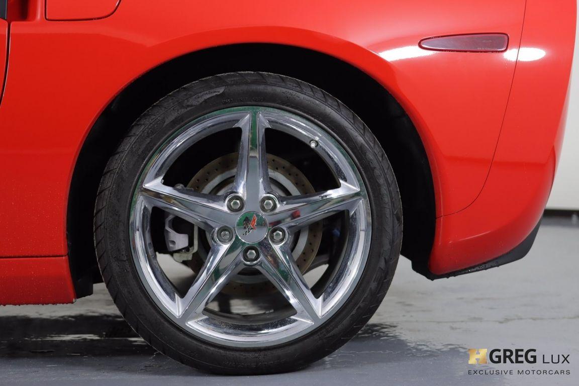2011 Chevrolet Corvette w/3LT #25