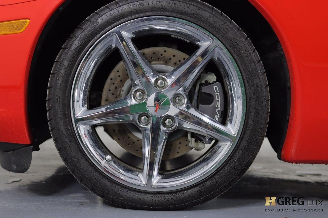 2011 Chevrolet Corvette w/3LT #24