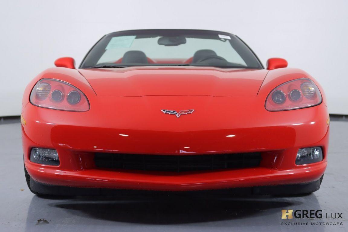 2011 Chevrolet Corvette w/3LT #5