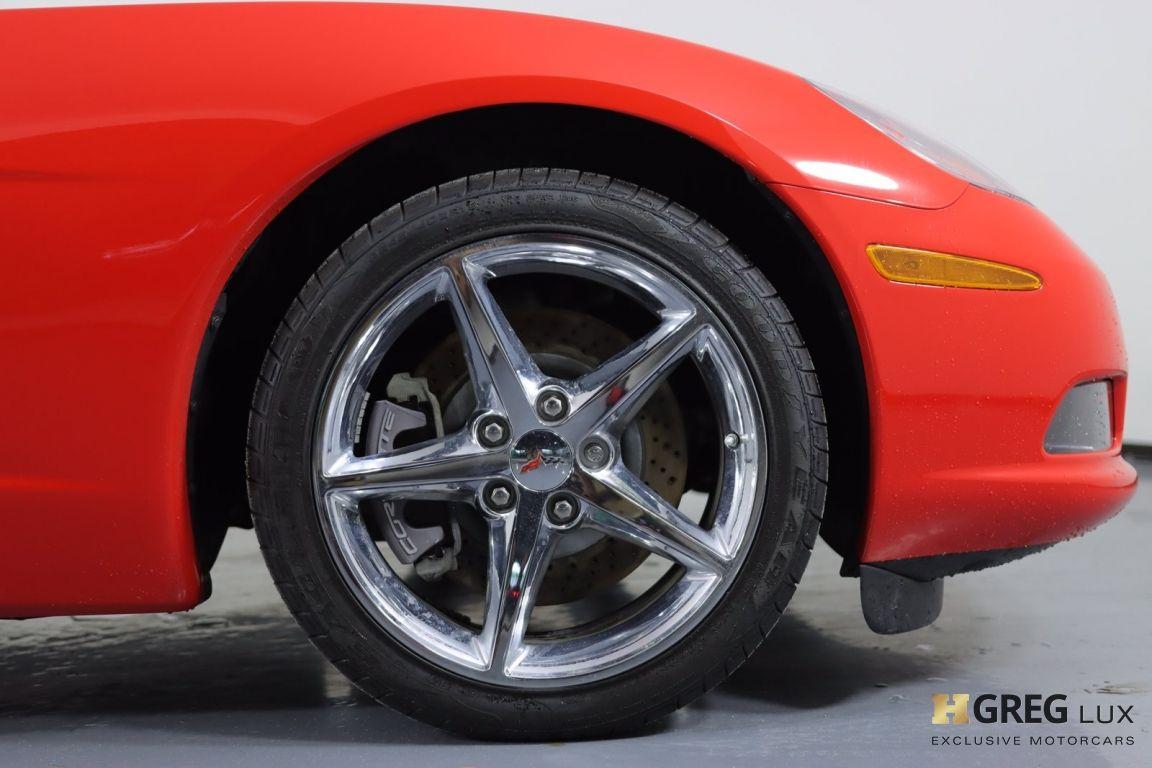 2011 Chevrolet Corvette w/3LT #12