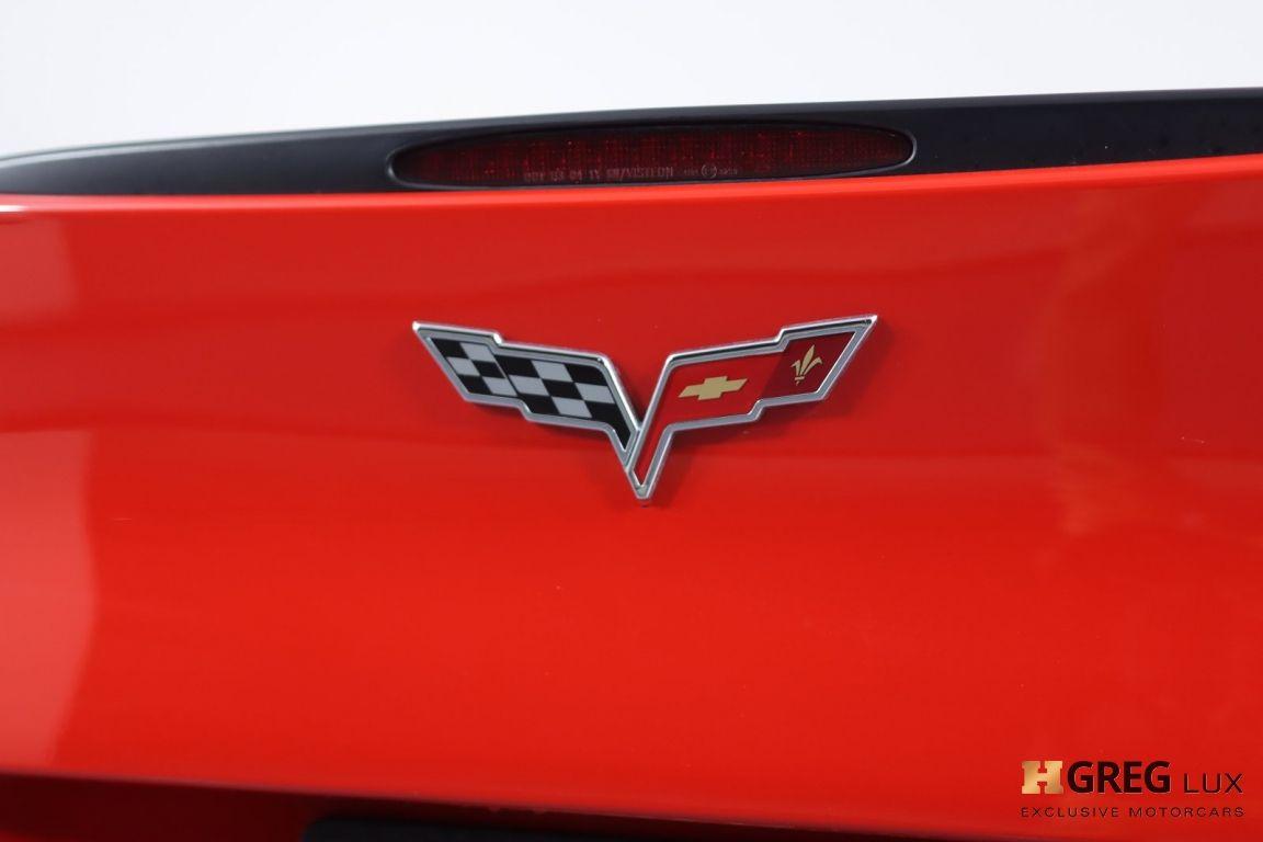 2011 Chevrolet Corvette w/3LT #20