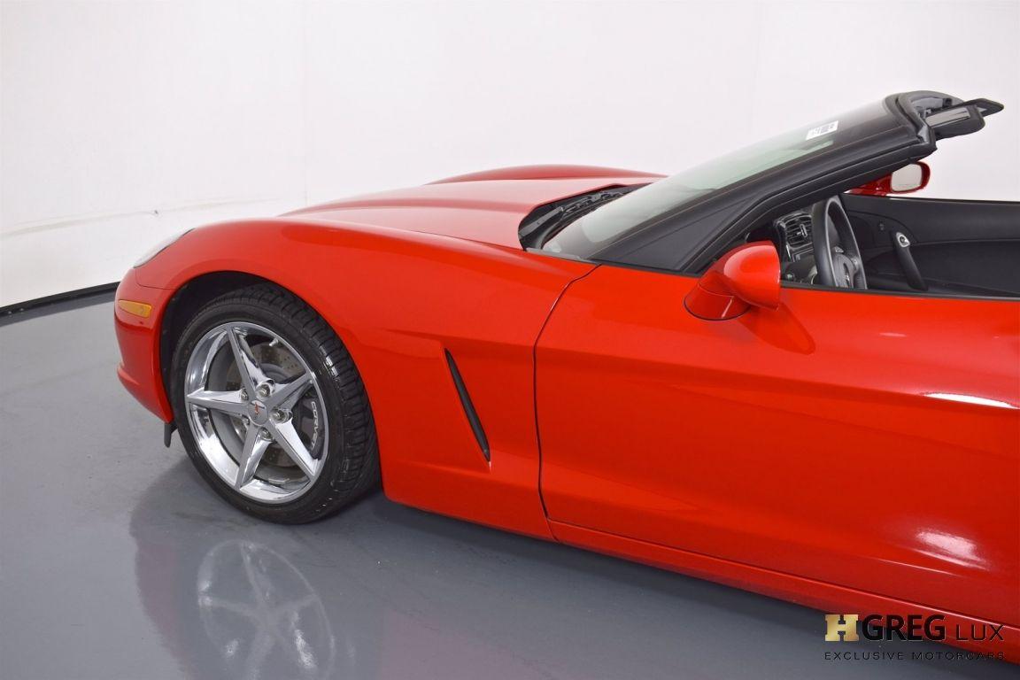 2011 Chevrolet Corvette w/3LT #9