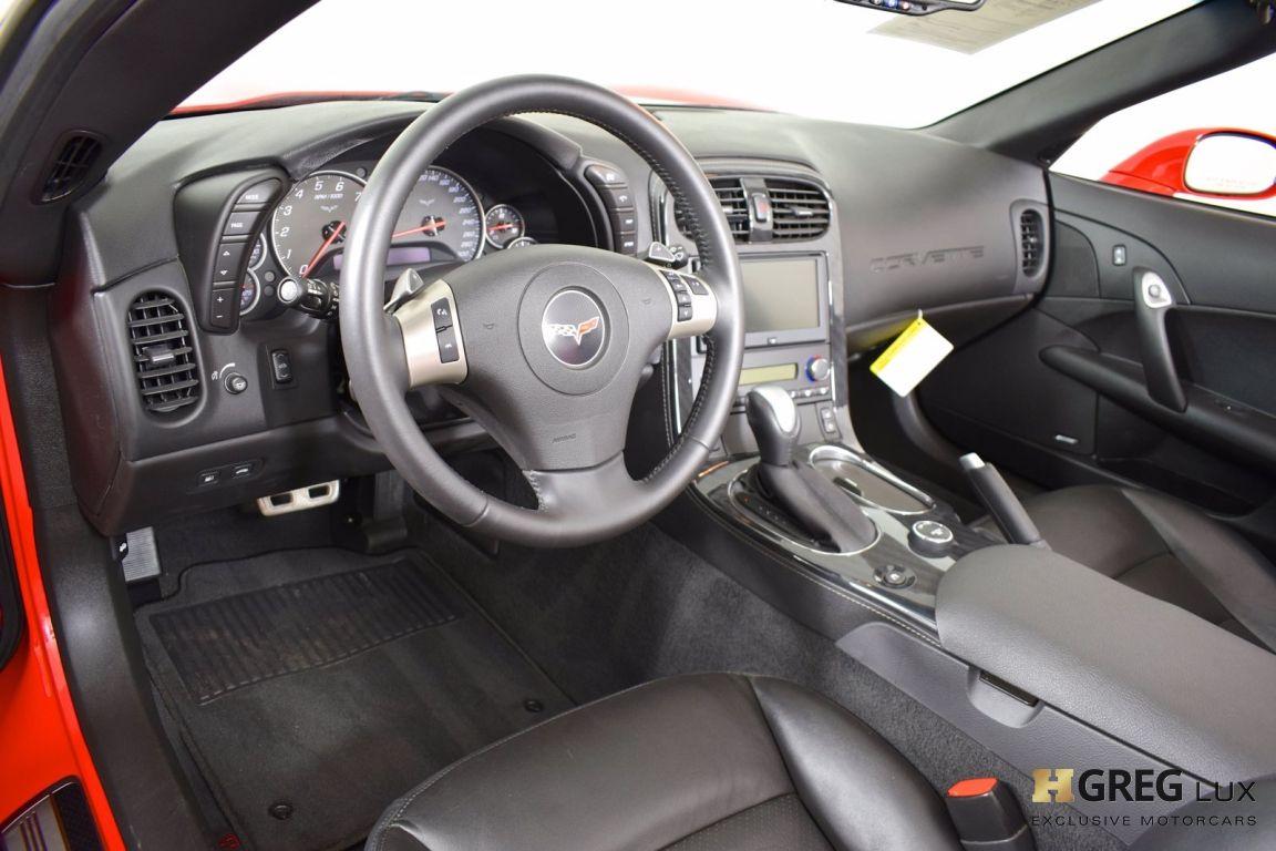 2011 Chevrolet Corvette w/3LT #14