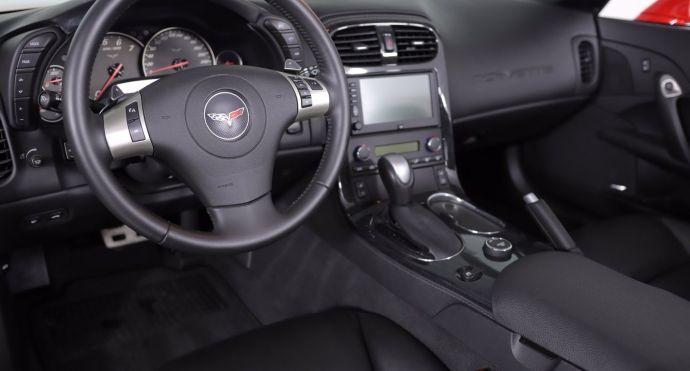 2011 Chevrolet Corvette w/3LT #1
