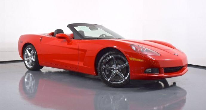 2011 Chevrolet Corvette w/3LT #0