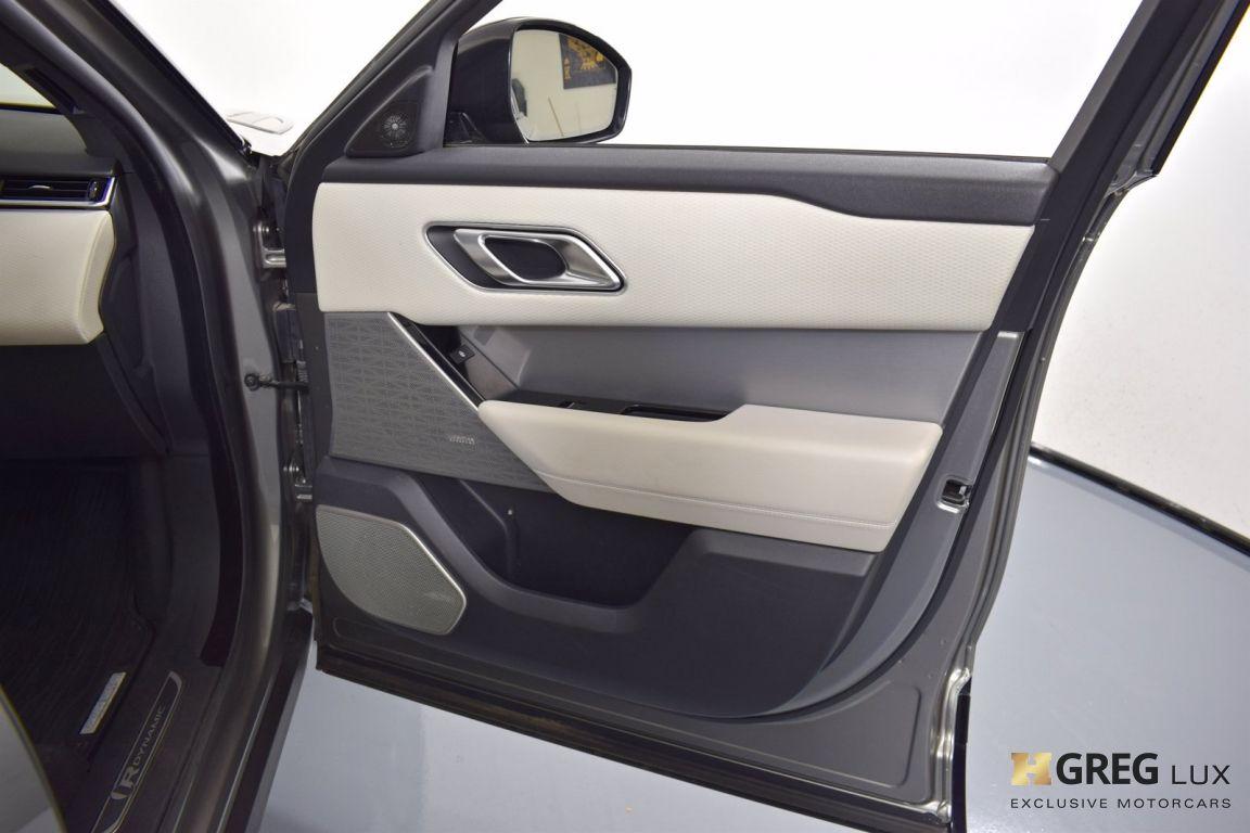 2018 Land Rover Range Rover Velar R-Dynamic SE #24