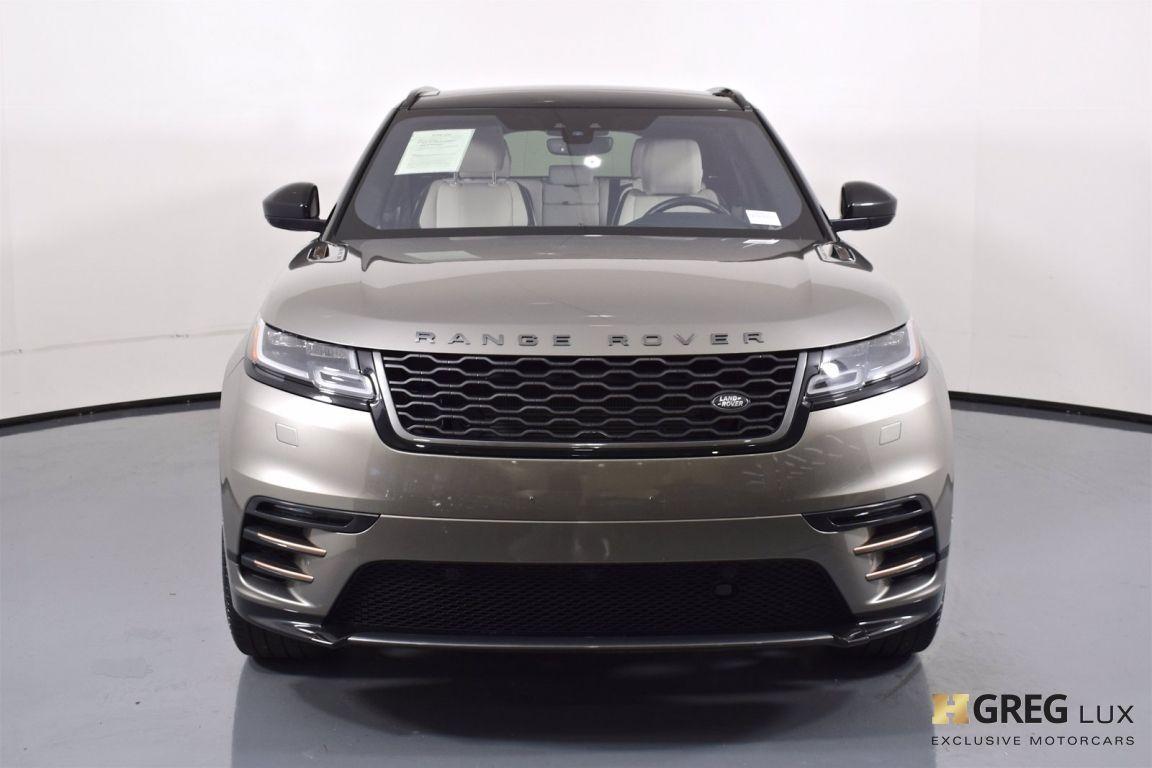 2018 Land Rover Range Rover Velar R-Dynamic SE #12