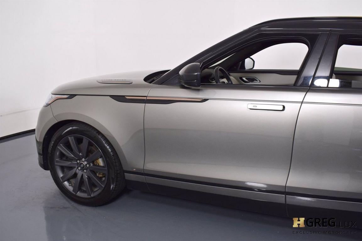 2018 Land Rover Range Rover Velar R-Dynamic SE #9