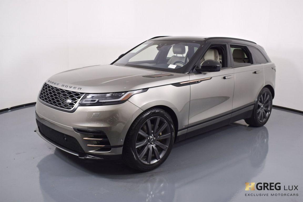 2018 Land Rover Range Rover Velar R-Dynamic SE #11