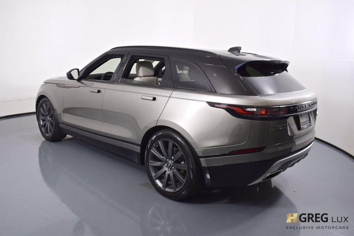 2018 Land Rover Range Rover Velar R-Dynamic SE #8