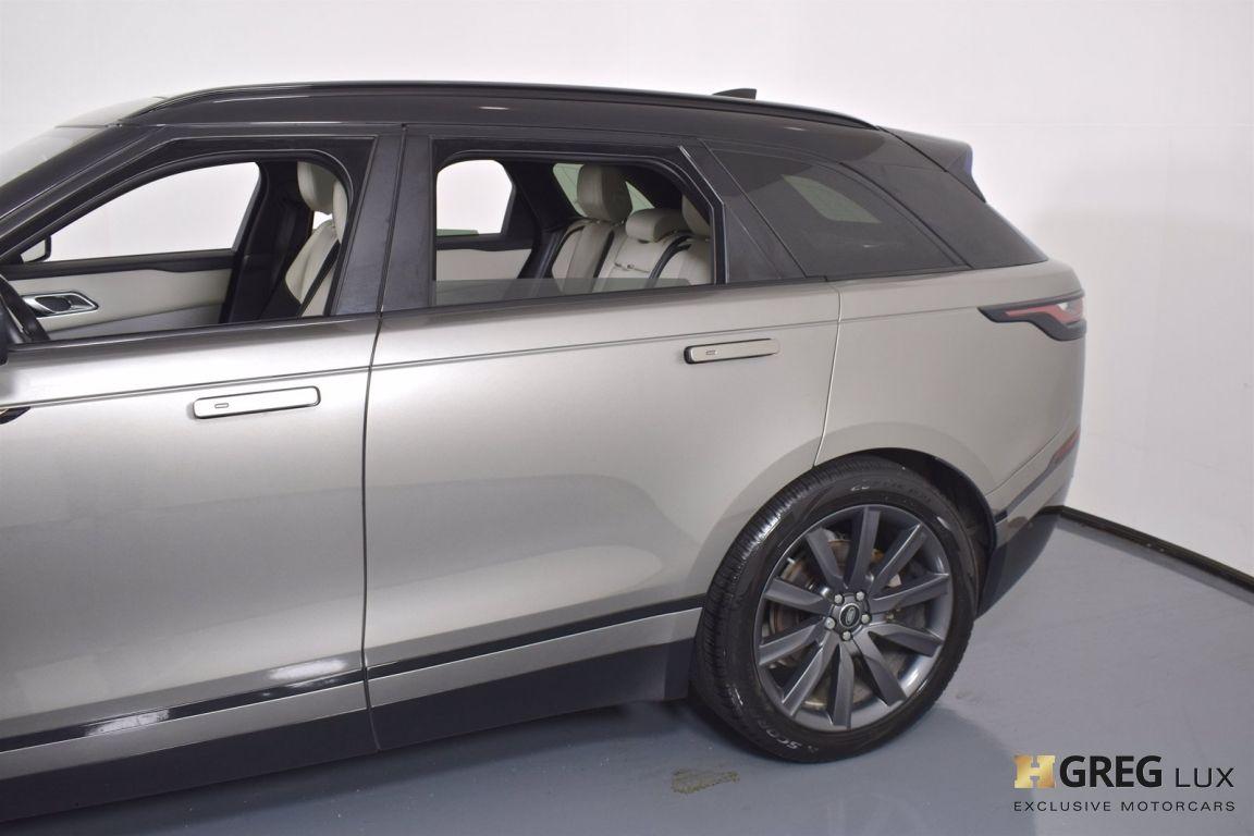 2018 Land Rover Range Rover Velar R-Dynamic SE #10