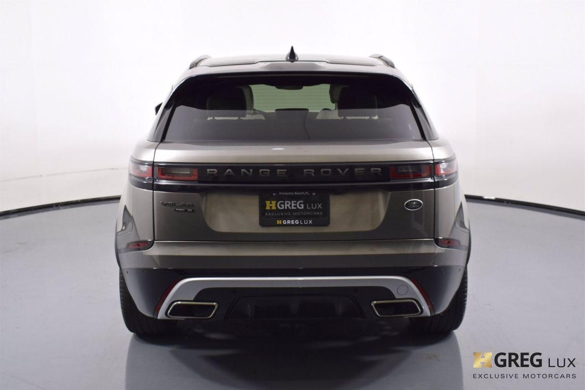 2018 Land Rover Range Rover Velar R-Dynamic SE #7