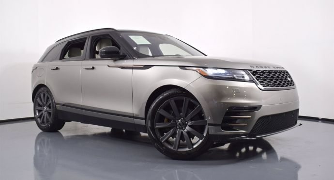 2018 Land Rover Range Rover Velar R-Dynamic SE #0