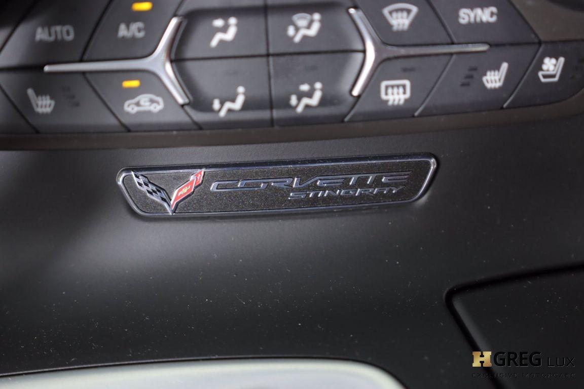 2016 Chevrolet Corvette Z51 3LT #39