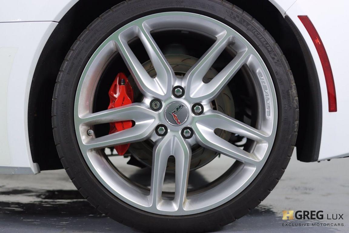 2016 Chevrolet Corvette Z51 3LT #26