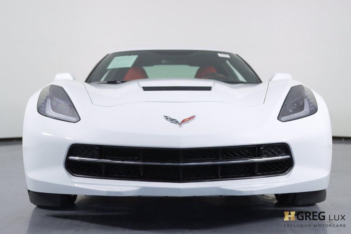 2016 Chevrolet Corvette Z51 3LT #3