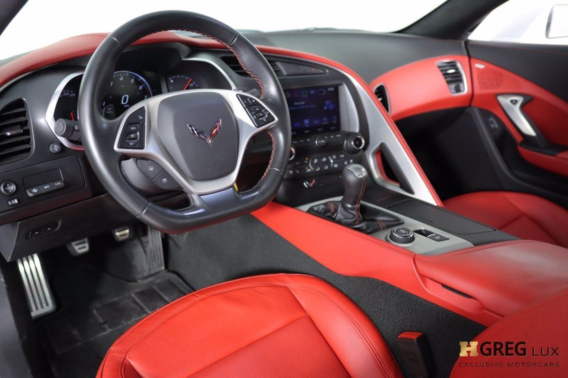2016 Chevrolet Corvette Z51 3LT #32