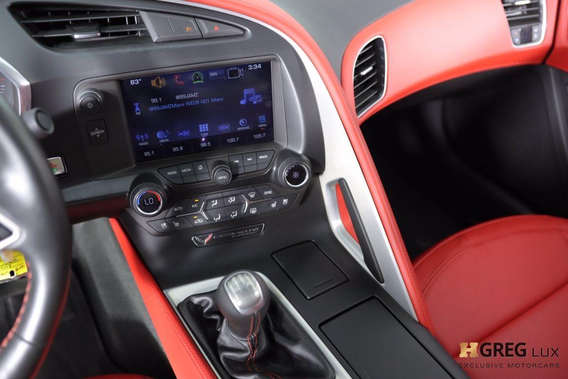 2016 Chevrolet Corvette Z51 3LT #36