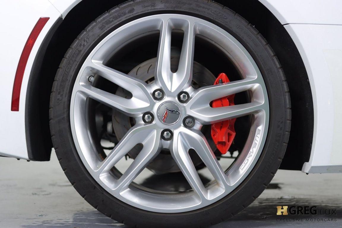 2016 Chevrolet Corvette Z51 3LT #15