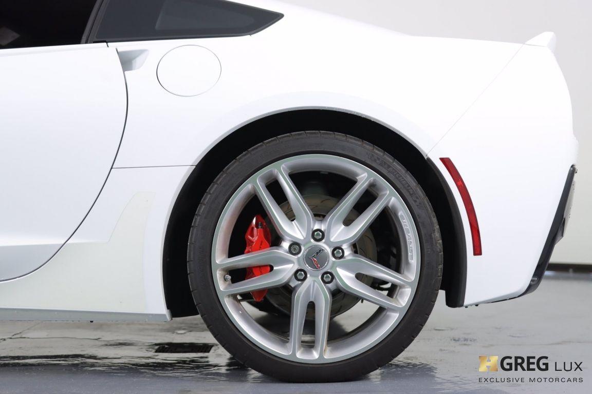 2016 Chevrolet Corvette Z51 3LT #25