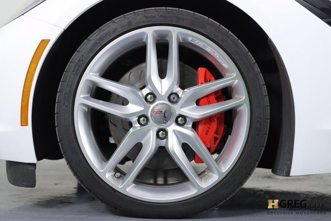 2016 Chevrolet Corvette Z51 3LT #24
